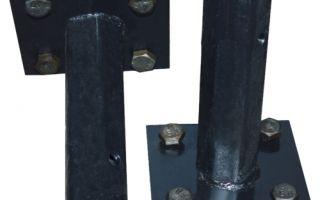 Дифференциал и ступица для мотоблока