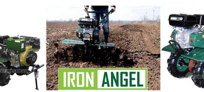 Преимущества и конструктивные особенности популярных культиваторов Iron Angel