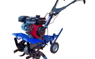 Мотокультиватор Крот: устройство, особенности, обзор моделей