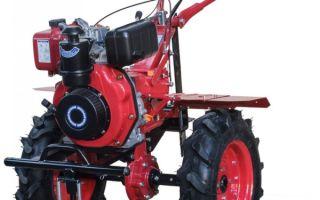 Мотоблоки Хопер: обзор бензиновых и дизельных моделей