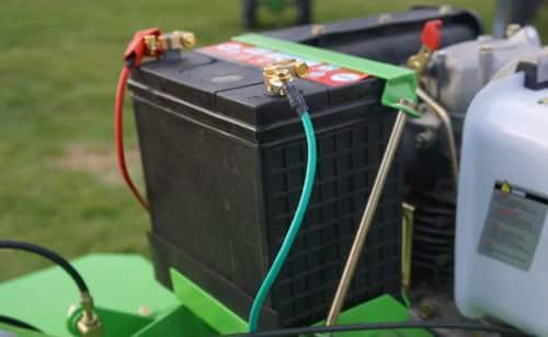 Аккумулятор для мотоблока: характеристики