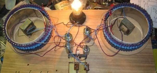 Как сделать свет на мотоблоке без генератора своими руками?