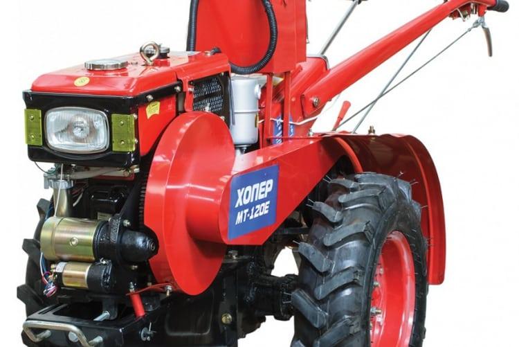 Мотоблок Хопер 1100 6Д