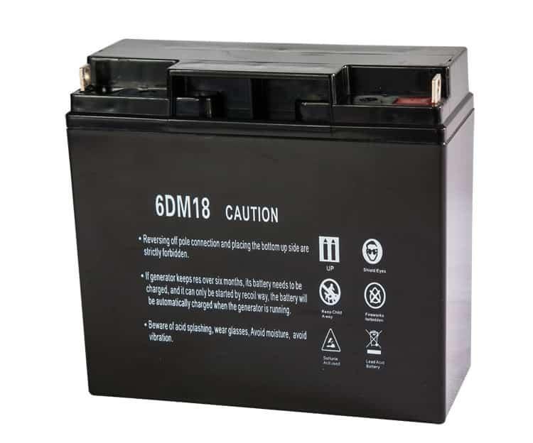 Аккумулятор для Мотоблока 6dm18