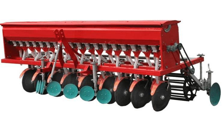 Зерновые сеялки для мотоблока