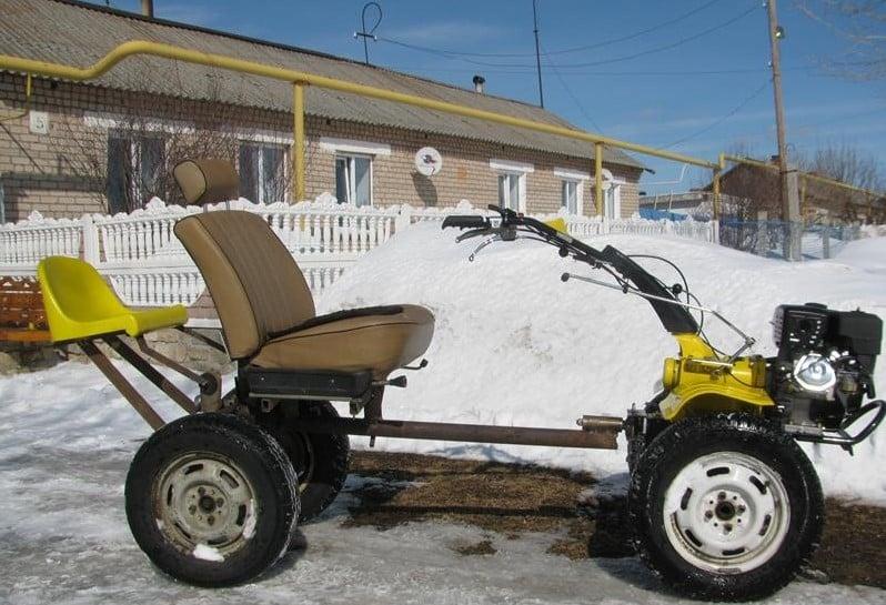 Надо ли сливать бензин с мотоблока на зиму?