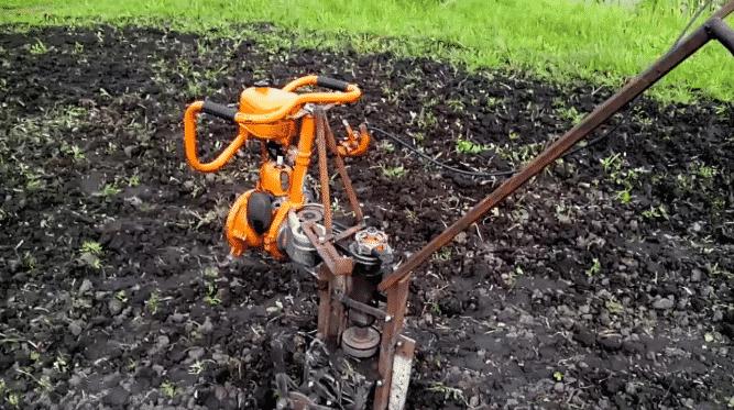 Культиватор из бензопилы своими руками – преимущества и порядок изготовления