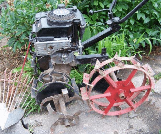 Навесное оборудование для мотокультиватора Тарпан