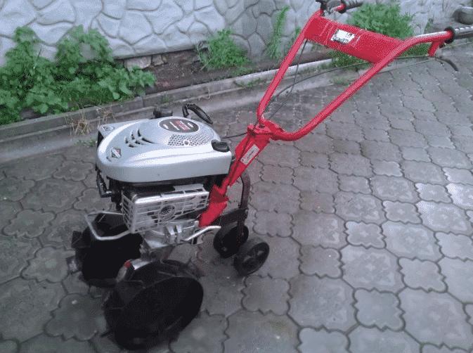 Технические характеристики культиватора Robix Robi 156 DM